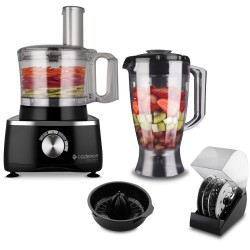 Slow Juicer Cadence Perfect Vita Prata : Mini Processadores